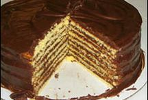 Cakes / Recipes for Cakes / by Kathy Etheridge