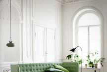French provincial interior