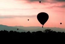 Hot Air Balloons / by Sarah Beckman