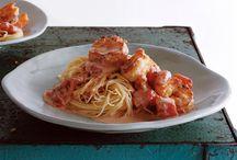 Pasta recipes / by Kimberly Giacona