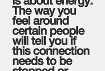 energy and connection
