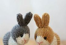 Knitted Critters