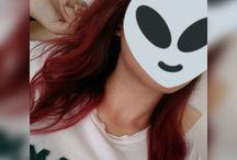 Redhead / My hair..