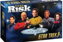 Fanatics - STAR TREK™ / Star Trek is back bigger than even and can be celebrated with some great themed board games!