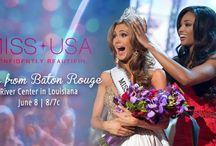 Miss USA Competition / In June 2014, Baton Rouge was host for one of the most viewed pageants in the world, the 2014 Miss USA Competition!    We are pleased to announce that Baton Rouge will host Miss USA for a consecutive year in 2015! The pageant will air LIVE on Sunday, July 12th at 8 p.m.