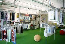店舗デザイン / 金田圭二建築設計事務所とKripで提案した店舗のデザイン