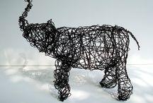 Kunstenaars-dieren
