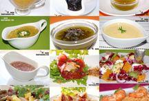 Salses, amaniments i adobs
