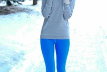 Fitness outfits / by Alexis Berg-Townsend