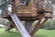 treehouse ideas