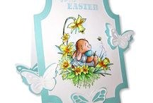 Easter Cards & Crafts / Card making & crafting ideas for Easter.
