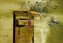 Dali  / All things Dali, my favourite artist!