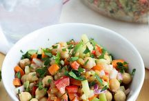 Salads With Beans