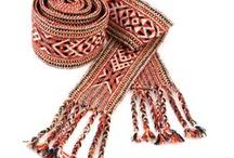 Inkle & band weaving
