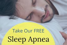 Sleep Apnea / Obstructive Sleep Apnea
