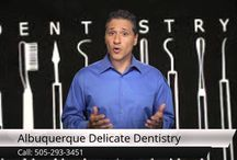 Albuquerque Dentist, 505-293-3451, Family Dentist Albuquerque / http://www.abqdd.net/ Albuquerque Delicate Dentistry 5 Star Review from a patient, Albuquerque Family Dentist,  Learn more at:  www.ABQDD.net or by calling 505-293-3451.  In this video, another Albuquerque Delicate Dentistry patient describes their experience with this leading Albuquerque Dental office.  Practice specialties include cosmetic dentistry, dental implants, reconstructive dentistry, crowns, bridges, night guards, gum treatment, veneers.  Accepting new patients.