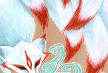 Spirit Animals- Kitsune