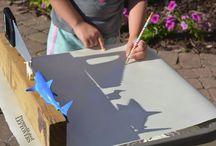Fun activity to do in kindergarten