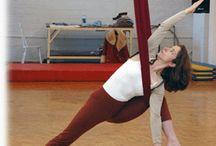 Yoga Aerial