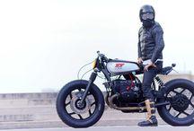 Motorbikes / Sweet rides to inspire.