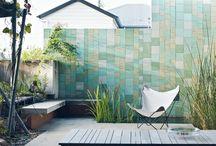 Walls - Tiled