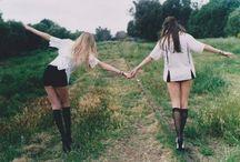 Best of friends / by Nichole Newsom