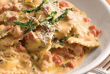 Eats: Pasta/Grains / by Beth Hughes