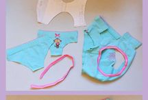 Jasmines doll clothes