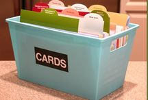 Organization and Storage Ideas / by Jennifer Santos