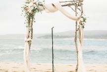 Amazing wedding Arch flowers