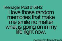 Hehe / Idk stuff that makes me happy?
