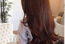 Hair Auburn-Chestnut (kasztan)