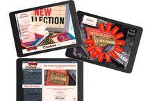 Online Publicaties / Portfolio Online Publicaties en Apps (brochures appstore) LiesDesign