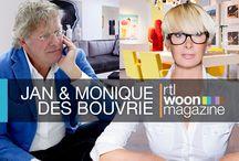 RTL WOONMAGAZINE | JAN & MONIQUE DES BOUVRIE