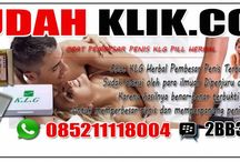 KLG Pill Herbal ( Obat Pembesar Penis Permanen )