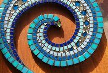 mosaics I have created
