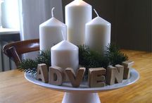 Advent Wreath / by Dorothea C