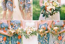 Beautiful Bridesmaids. / by Olivia Lawler