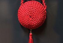 Handmade bags ideas / #handmadebags #diy
