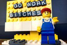 Lego / Lego moments