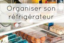 Organisation de la cuisine