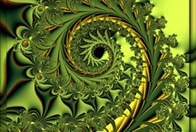 Fractals and Kaleidoscopes