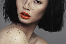 Freckles on fleek