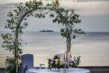Fotografo Matrimonio Isola d'Elba. Portoferraio / Le piu belle location partner: Villa Ottone. Portoferraio . Isola d'Elba
