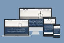 Law Firm Website Design / Design inspiration for attorney websites. Build your own lawyer websites at AllyOne.net