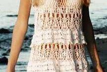 vestidos tejidos