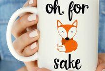 maling på kaffekopper