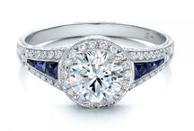 Engagement/Wedding Rings / by Faith Funderberg