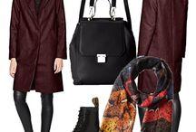Outfit per giocare con la moda / Creare accostamenti con capi di abbigliamento e accessori per giocare con la moda e il fashion