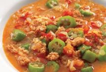 One Pot Meals / Chili, stew, slow cooker recipes! Easy make aheads that make more than one meal!